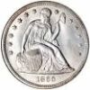 Seated Silver Liberty Dollar